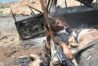 dead Lebanese boy