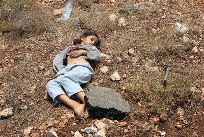 dead Lebanese girl