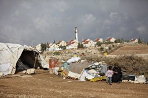 illegal settlement of hebron