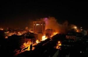 Jewish destruction of Gaza