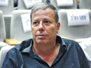 Mayor Shimon Gapso - Nazareth Illit