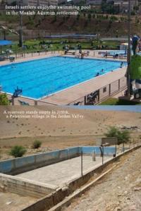 settlement pool, empty reservoir
