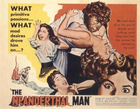 The Neanderthal Man, 1953