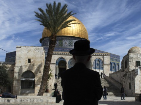 Jews tried to perform Talmudic rituals at al-Aqsa Mosque