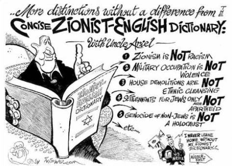 Jew-approved terminology