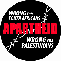 Apartheid is wrong