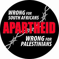 Apartheid is wrong