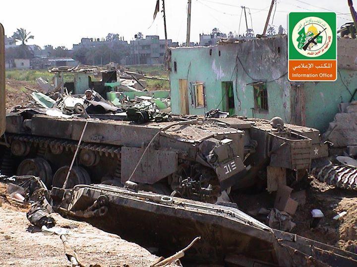 טנק מרכבה ככה צהל שיקר לחיילים ושלח אותם למותם בלבנון  Damaged-merkava
