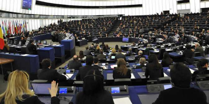 Gaza: European Parliament Calls for Immediate Ceasefire and Resumption of Direct Peace Talks