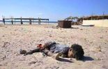 Gaza - 15 July death on the beach boy 2
