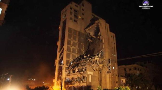 Gaza: Let's talk about war crimes