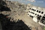 Gaza - 26 July al-Shujaiya neighbourhood. Hosam Salem