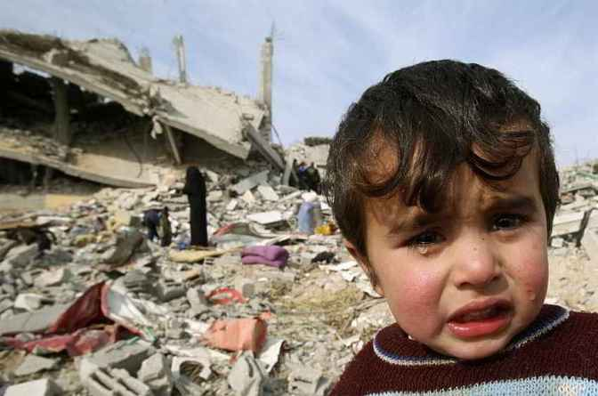 Israel commits full-fledged war crimes in Gaza says NGO