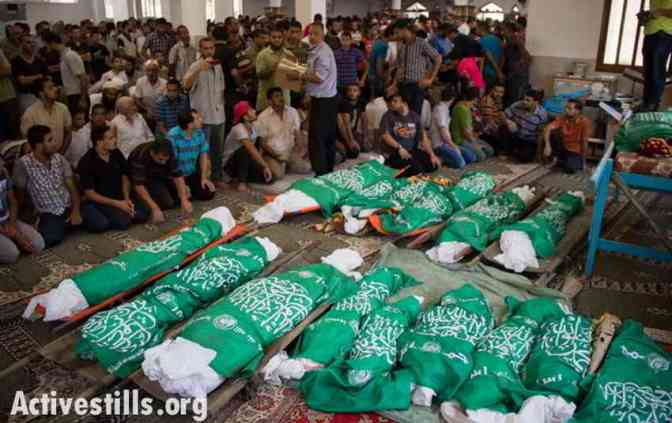 Gaza: There is no justification for this