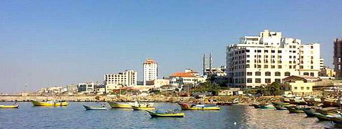 Gaza as it was