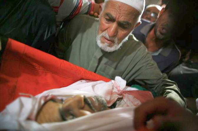 "Gaza - survivor asks, ""Why did they kill my entire family?"""