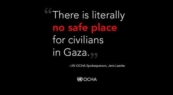 Gaza: the Laws of War in context