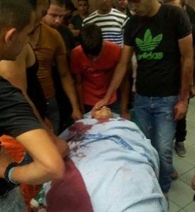 (Yousef) Ibrahim Abu Zagha, 21