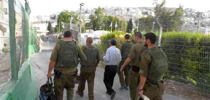Including Two Legislators, At Least Twelve Palestinians Kidnapped In Hebron