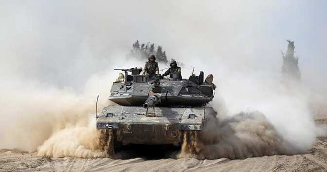 Gaza: Ground invasion signal of defeat