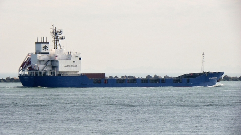 Klos C ship bound for Sudan not Gaza