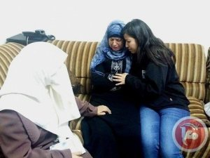Muhammad Hussein Abu Khdeir family grieving