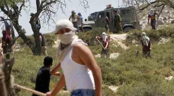 Israeli Lynch Mobs