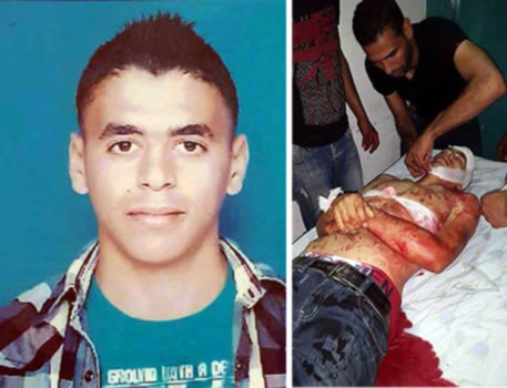 Yousef Abu Zagha: another Gentile murdered by Jews