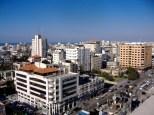 Gaza City is big