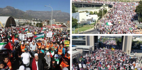 Day of Rage: Cape Town South Africa