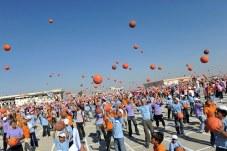 Fun at UNRWA