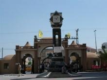 Clocktower plaza