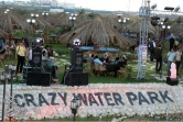 "Yes, it's called ""Crazy Water Park"""