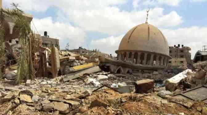 Guernica in Gaza