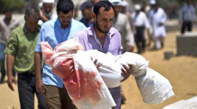 Gaza: Death toll skyrockets after recent massacres
