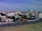 Beach and Gaza esplanade