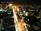 Gaza at night