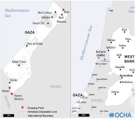 UNOCHA map 2 August