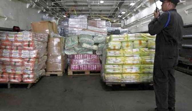Venezuela Humanitarian Aid to Gaza