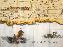1684 Palestine and Jordan