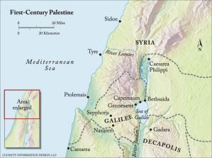 1st century Palestine
