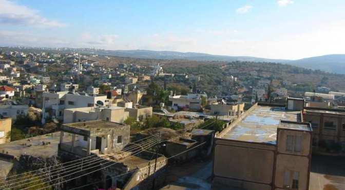 al Zawiya Nablus, Palestine