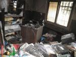 Al Zawiya school, Nablus: set on fire by Jewish terrorists