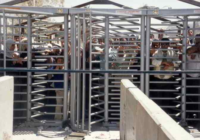 Video: Checkpoint – What Palestinians experience in 'West Bank' every day