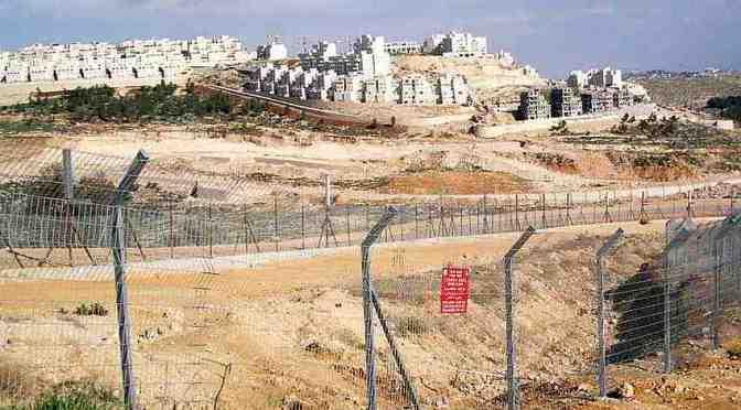 Institutionalised discrimination in Israel