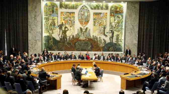 Israel worried US veto in UNSC not a sure bet